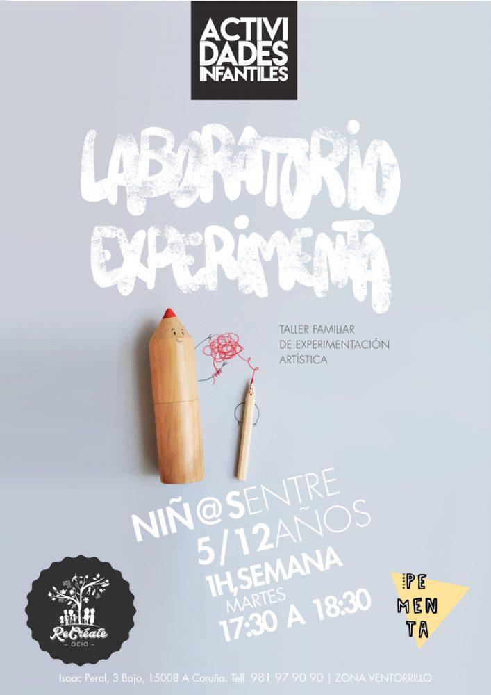 </p> <p><center>LABORATORIO EXPERIMENTA</center>